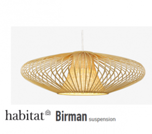 suspension Birman