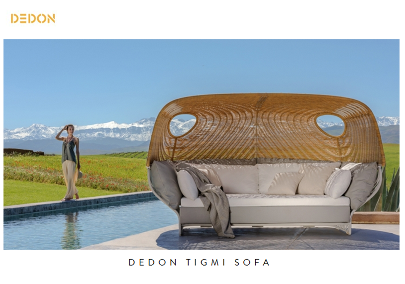 Outdoor - Dedon 1