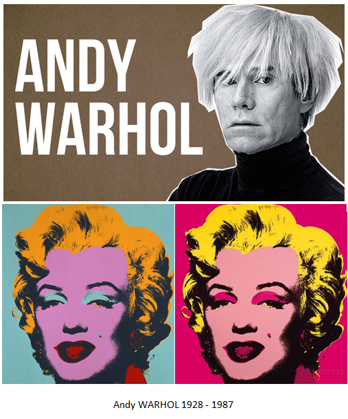 Arty.Andy Warhol