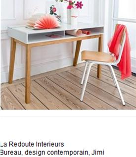 bureau Jimy la Redoute