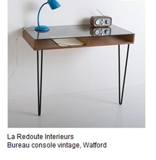 bureau Watford La Redoute