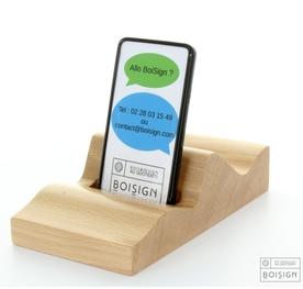 support à smartphone Boisign