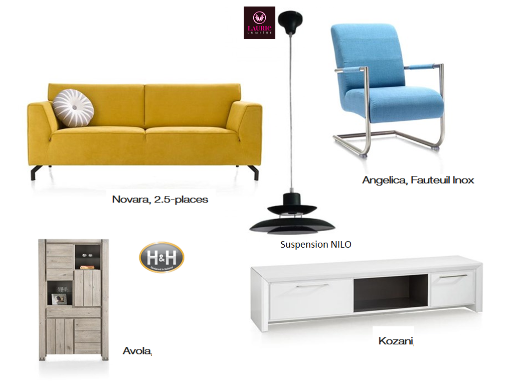 mobilier choisi