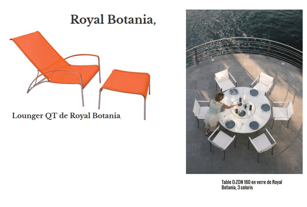 Outdoor - Royal Botania 1