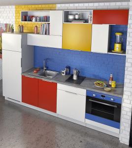 Arty.cuisine Mondrian